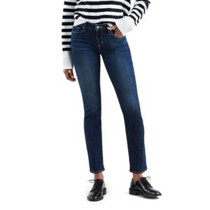 Levi's Classic Miss Rise Skinny Jeans